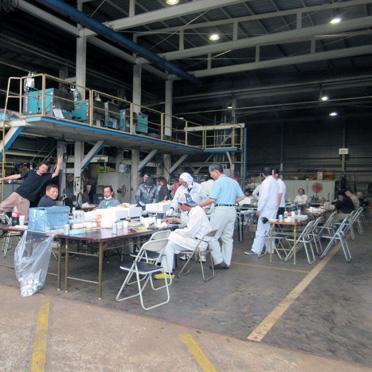 株式会社新菱工業所 水島事業所(本社工場) 写真9
